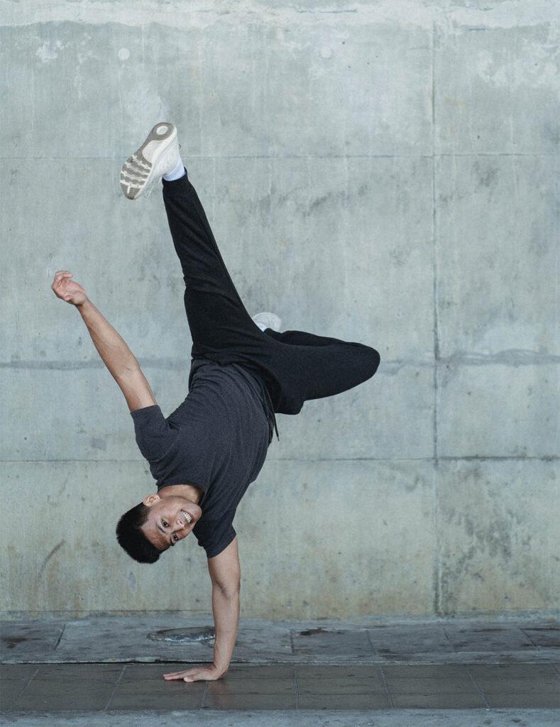 dance oclock Breakdance