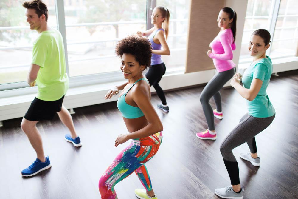 dance oclock fitness dance zumba
